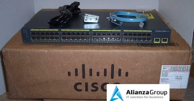 Коммутатор Cisco Catalyst WS-C2960X-48TS-L