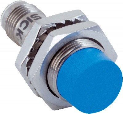 Индуктивные датчики положения IMB18-12NPPVC0K Sick, M18 x 1, IO-Link PNP Inductive Sensor 45mm Length, 10 → 30 V dc supply voltage , IP68, IP69K Rating