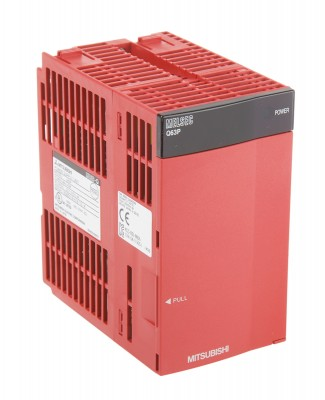 ПЛК: Источники питания Q63P Mitsubishi PLC Power Supply Q63 Series MELSEC Q Series, 24 V dc, 5V dc, 6 A 55.2 x 98 x 90 mm